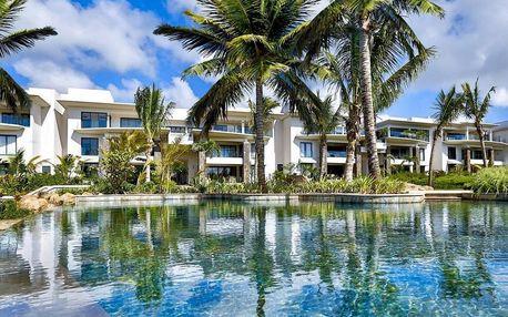 Mauricius - Radisson Blu Azuri Resort & Spa (Roches Noires) na 10 dní, polopenze s dopravou letecky z Prahy, přímo na pláži