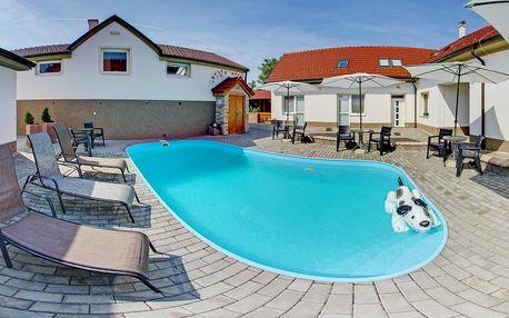 Penzion Kratochvíl: Ubytujte se nedaleko Aqualand Moravia