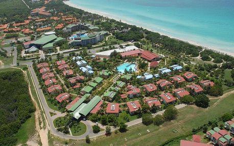 Kuba - Varadero na 8 dní, all inclusive s dopravou letecky z Prahy, přímo na pláži