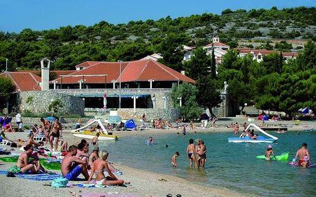 Chorvatsko - Murter na 10 dní, bez stravy s dopravou autobusem, 100 m od pláže