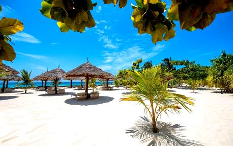 Zanzibar - Nungwi na 8 až 9 dní, all inclusive s dopravou letecky z Prahy, přímo na pláži