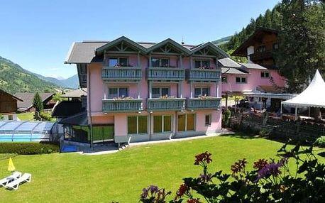 Rakouské Alpy v lázeňském hotelu Margarethenbad **** pro dva s wellness a polopenzí.