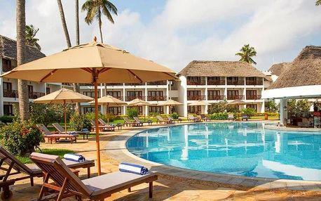 Zanzibar - Nungwi na 9 až 10 dní, all inclusive s dopravou letecky z Prahy, přímo na pláži