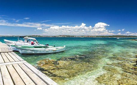 Apartmán na Istrii, 350 m od pláže: 5 nebo 7 nocí