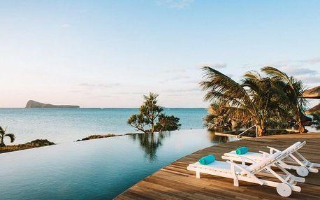 Mauricius - Paradise Cove Boutique Hotel (Cap Malheureux) na 7 dní, polopenze s dopravou letecky z Prahy, přímo na pláži