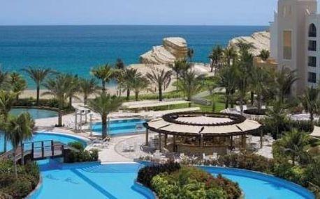 Omán - Muscat na 7 dní, snídaně s dopravou letecky z Prahy, přímo na pláži