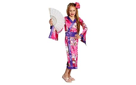 Geischa - dětský kostým