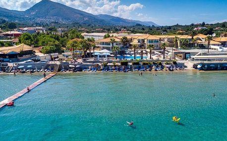 Řecko - Zakynthos na 8 dní, all inclusive s dopravou letecky z Prahy, 100 m od pláže