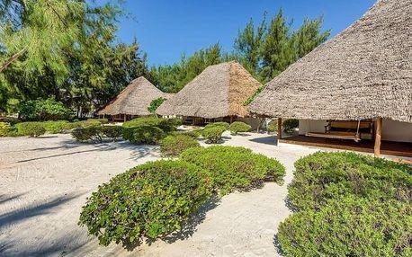 Zanzibar - Hakuna Majiwe na 9 dní, light all inclusive s dopravou letecky z Prahy