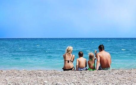 Itálie na 4 - 8 dní v Hotelu Nember *** s bazénem, soukromou pláží a snídaní