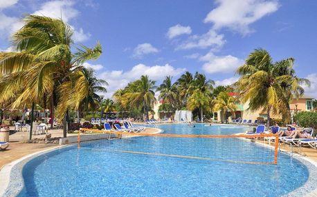 Kuba - Varadero na 9 až 11 dní, all inclusive s dopravou letecky z Prahy, přímo na pláži