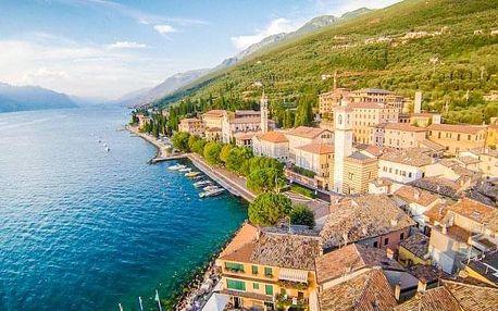 Lago di Garda na 4 - 8 dní v hotelu u pláže