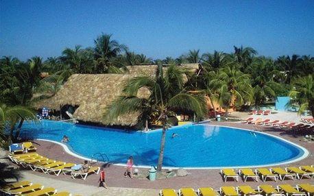 Kuba - Brisas Santa Lucia na 9 až 13 dní, all inclusive s dopravou letecky z Prahy