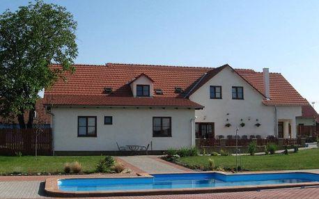 Penzion Slunečnice: Ubytujte se nedaleko Aqualand Moravia