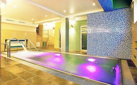Praha v luxusním 4* hotelu Relax Inn s privátním wellness a snídaní