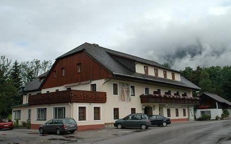 Rakousko - Tauplitz na 4 dny, snídaně v ceně