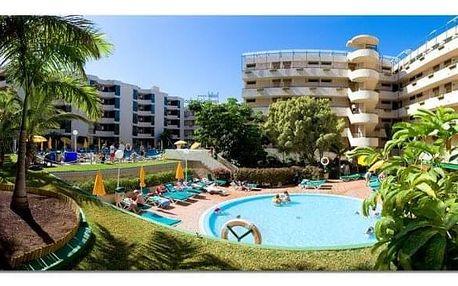 Kanárské ostrovy - Tenerife na 8 dní, all inclusive s dopravou letecky z Prahy, 400 m od pláže
