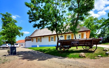 Penzion Pastuška: Ubytujte se nedaleko Aqualand Moravia