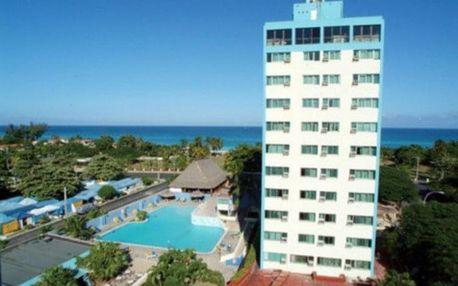 Kuba - Varadero na 9 dní, all inclusive s dopravou letecky z Prahy, 50 m od pláže