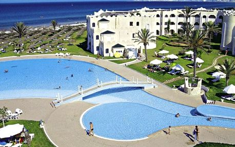Tunisko - Mahdia na 8 dní, all inclusive s dopravou letecky z Katowic nebo Prahy, přímo na pláži
