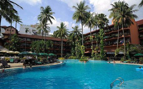Thajsko - Phuket na 7 až 9 dní, snídaně s dopravou letecky z Prahy