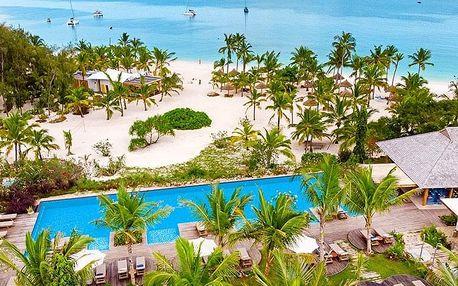 Zanzibar - Zuri Zanzibar Hotel & Resort na 7 až 9 dní, plná penze nebo polopenze s dopravou letecky z Prahy