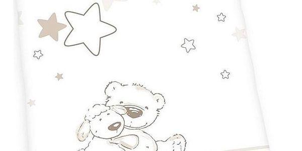 Herding Dětské bavlněné povlečení do postýlky Jana Lieblings, 100 x 135 cm, 40 x 60 cm