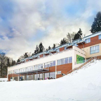 Březen na Monínci s ubytování a skipasem, záruka sněhu po celou sezónu