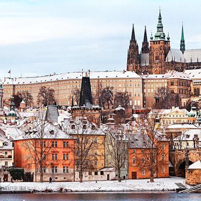 Komentovaná procházka po Pražském hradě