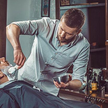 Péče pro muže: střih vlasů, holení i styling