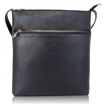 Dámská černá kabelka Merita 539