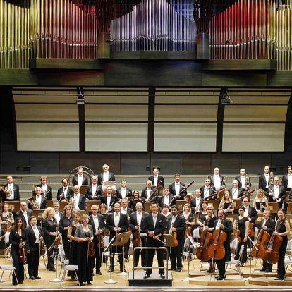Brilantní koncert filharmonie v Obecním domě