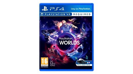 Sony PlayStation VR Worlds (PS4) (PS719854555)