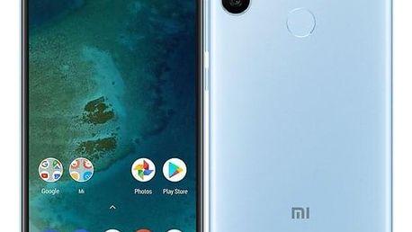 Xiaomi Mi A2 Lite 32 GB modrý (22261)