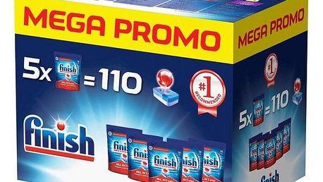Finish All in1 Max 110 Mega box