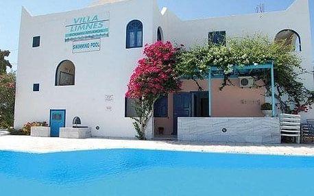 Řecko - Santorini na 8 až 12 dní, bez stravy s dopravou letecky z Prahy, 80 m od pláže