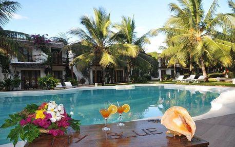 Zanzibar - Nungwi na 8 dní, plná penze s dopravou letecky z Prahy, přímo na pláži