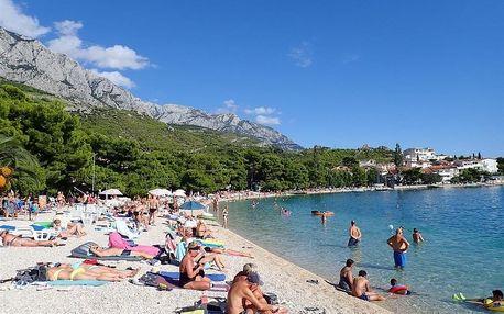 Chorvatsko - Střední Dalmácie na 10 dní, polopenze s dopravou autobusem