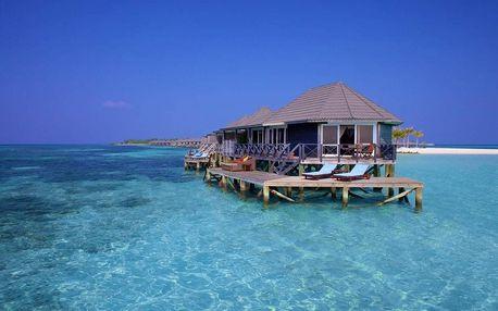 Maledivy - Lhaviyani Atol na 9 až 10 dní, plná penze nebo bez stravy s dopravou letecky z Prahy, přímo na pláži