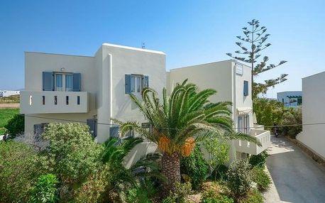 Řecko - Naxos na 11 až 12 dní, bez stravy s dopravou letecky z Prahy, 100 m od pláže