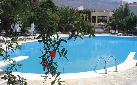 Řecko - Kalymnos na 8 až 9 dní, polopenze nebo snídaně s dopravou letecky z Prahy nebo Brna, 280 m od pláže