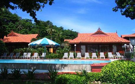 Thajsko, Phi Phi, letecky na 14 dní snídaně