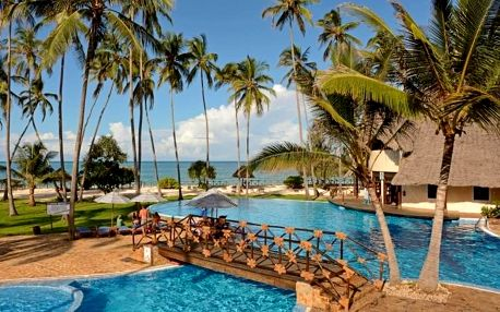 Zanzibar - Ocean Paradise na 9 až 10 dní, polopenze s dopravou letecky z Prahy, přímo na pláži