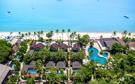 Thajsko, Koh Samui, letecky na 10 dní snídaně