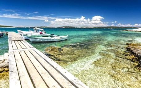 Istrie: moderní apartmány 500 m od moře