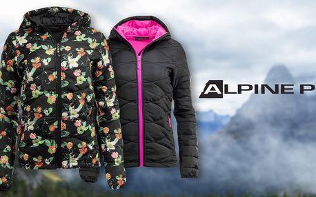 Dámské ultralehké zimní bundy Alpine Pro