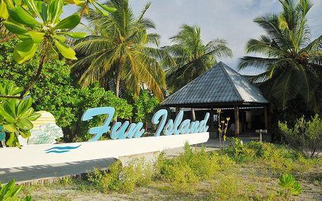 Maledivy, Jižní Atol Male, letecky na 11 dní plná penze