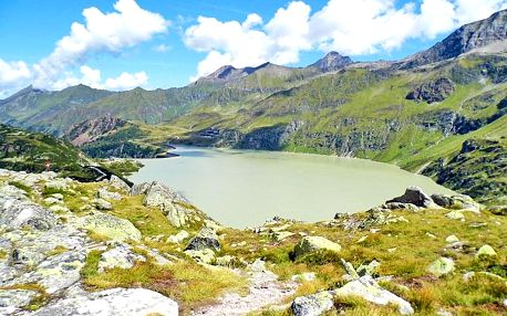 Rakouské Alpy v penzionu se saunou, vířivkou a polopenzí + skvělé podmínky pro lyžování i turistiku