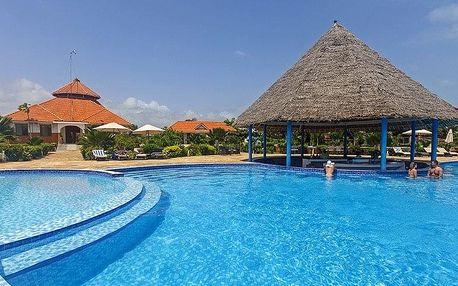Zanzibar - Pingwe na 9 až 10 dní, all inclusive s dopravou letecky z Prahy