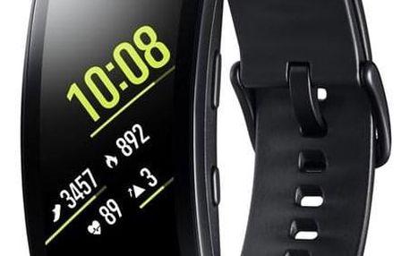 Samsung Gear Fit2 Pro vel. L černý (SM-R365NZKAXEZ)